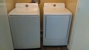 Samsung Washer and dryer in Fort Campbell, Kentucky