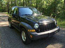 06 Jeep Liberty 4X4 Black Beauty! in Coldspring, Texas