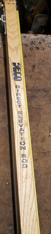 SECCO elevation rod with case in Hopkinsville, Kentucky