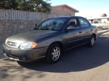 For sale Kia spectra year 2004 in Fort Bliss, Texas