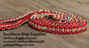 Paracord Dog leashes in Beaufort, South Carolina