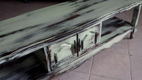 Rustic French Coffee Table in Kingwood, Texas