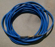50 foot Air Hose with ends (blue) in Yucca Valley, California