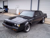 1986 Buick Grand National in Dover AFB, Delaware