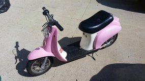 Pink Razor Pocket Mod Electric Scooter in Clarksville, Tennessee