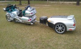 Goldwing GL1800  w/trailer in Hinesville, Georgia