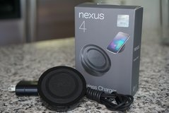Nexus 4 QI Wireless Phone Charger Orb LG WCP 400 in Joliet, Illinois