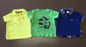 REDUCED 6 month boys tshirts in Naperville, Illinois
