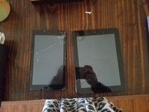 2 Broken nextbook tablets in Oceanside, California