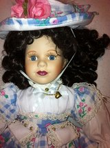 """Vanessa Porcelain Doll by Vanessa Ricardi 17"""" in Chicago, Illinois"""