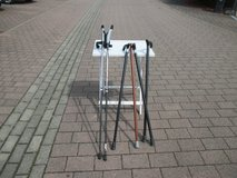 canes, nordic walking sticks in Ramstein, Germany