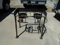 King Kooker CS29 Portable Double Burner High Pressure Propane Camp Stove/Cooker in Yucca Valley, California