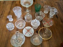 Various Glass/Crystal in Fort Leonard Wood, Missouri