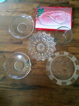 Glass/Crystal Platters in Fort Leonard Wood, Missouri