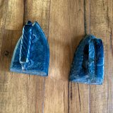 2 Antique Cast Iron Clothes Iron's in Fort Leonard Wood, Missouri
