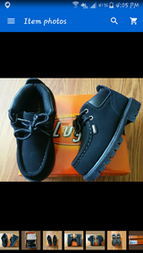 LUGZ Garvin Boots size 10d for kids in Fort Lewis, Washington