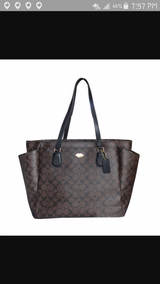 Coach Mutifunctional Tote / Diaper bag NWT retails $495 in Fort Lewis, Washington