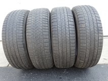 4 - Used 225/65R17 Michelin Energy Saver AS Tires in Westmont, Illinois