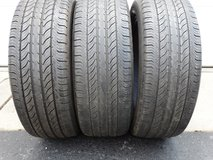 3 - Used 235/55R18 Michelin Lattitude Energy MXV4 99V in Lockport, Illinois