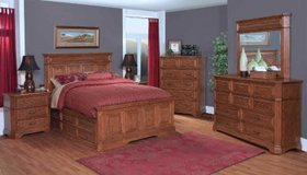 ANOTHER CLEARANCE DEAL A $4000 KING BED SET FOR $899 WHILE SUPPLIES LAST in San Bernardino, California
