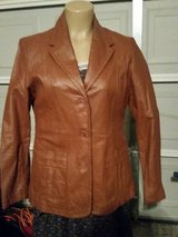 Metrostyle leather jacket in Fort Bragg, North Carolina