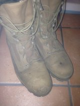 Boots (used) in Camp Pendleton, California