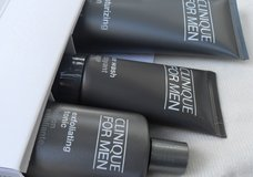 Clinique for Men 3 Step Skincare IOB in Kingwood, Texas