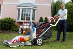 Lawn mower and small eng repair in Ramstein, Germany