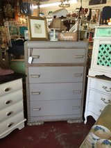 Vintage Waterfall  Tall Dresser-REDUCED in Temecula, California