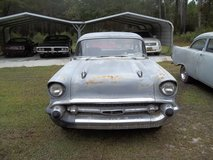 1957 CHEVY 2DR in Camp Lejeune, North Carolina