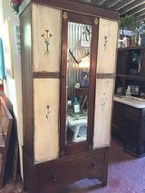 Antique Armoire Closet in Temecula, California