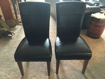 Leather Dining Chairs in Fort Belvoir, Virginia