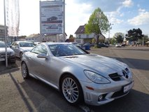 2008 Mercedes SLK 55 AMG *Low Miles* *CERTIFIED* in Stuttgart, GE