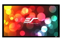 Elite Screen 135 Inch Fixed Frame Movie Screen NEW in Fort Riley, Kansas