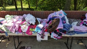 lot of girl clothes 12month-18 month in Fort Benning, Georgia