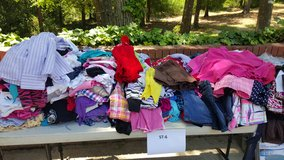 girls clothes lot 5t-6 (a little 8-10) in Fort Benning, Georgia