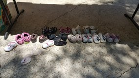 infant shoes in Fort Benning, Georgia