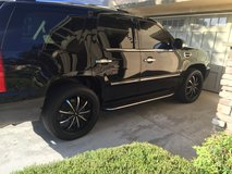 2008 Cadillac Escalade in Lake Elsinore, California