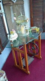 Mordern sewing Table ( Glass Topper) in Ramstein, Germany