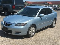 2008 Mazda 3 Solid Car, Super Clean inside out, under bluebook, 99K miles in Montgomery, Alabama