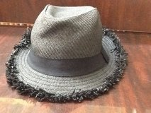 Black Fedora Hat - Size 57 (Large) in Spring, Texas