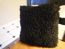 Small Black Pillow in Kingwood, Texas