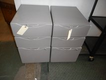 Assorted Bush & misc several drawer File Cabinets in Chicago, Illinois