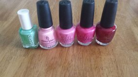new nail polish-essie,china glaze, opi in Wilmington, North Carolina