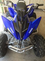 2008 yamaha 250 raptor in Barstow, California