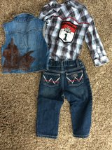 Cowboy outfit in Bartlett, Illinois
