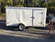 6x12 enclosed trailer in Anchorage, Alaska