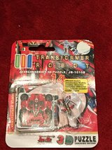 NEW from Germany 14 3D Transformer Robot Puzzles in Okinawa, Japan