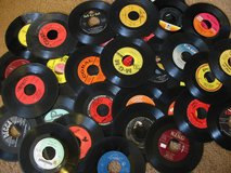 45's for sale hundreds of vintage records. Two 45 pound boxes worth. in Fort Leonard Wood, Missouri