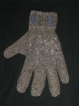 Whizard brand Stainless steel mesh glove by Wells Lamont New! in Aurora, Illinois